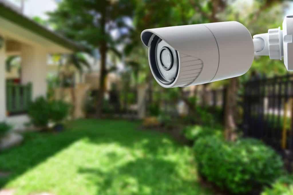 Tips för placering av övervakningskamera