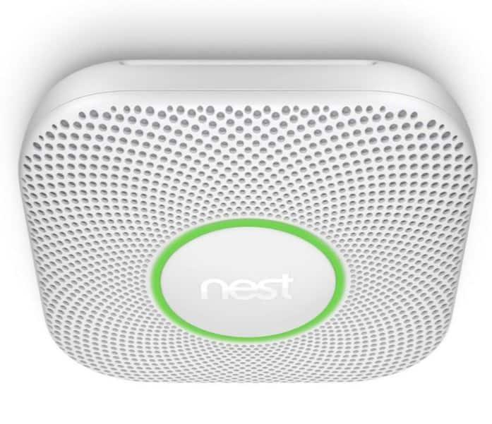 Nest Protect smart brandvarnare