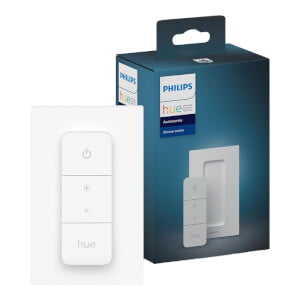 Bästa WiFi-dimmern - Philips Hue Dimmer Switch
